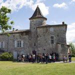 Balade contée au Château-musée du Cayla (c) Département du Tarn - Conservation des musées
