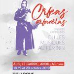 Colloque ''Orfeas orfanèlas et concerts (c) Association CORDAE La Talvera