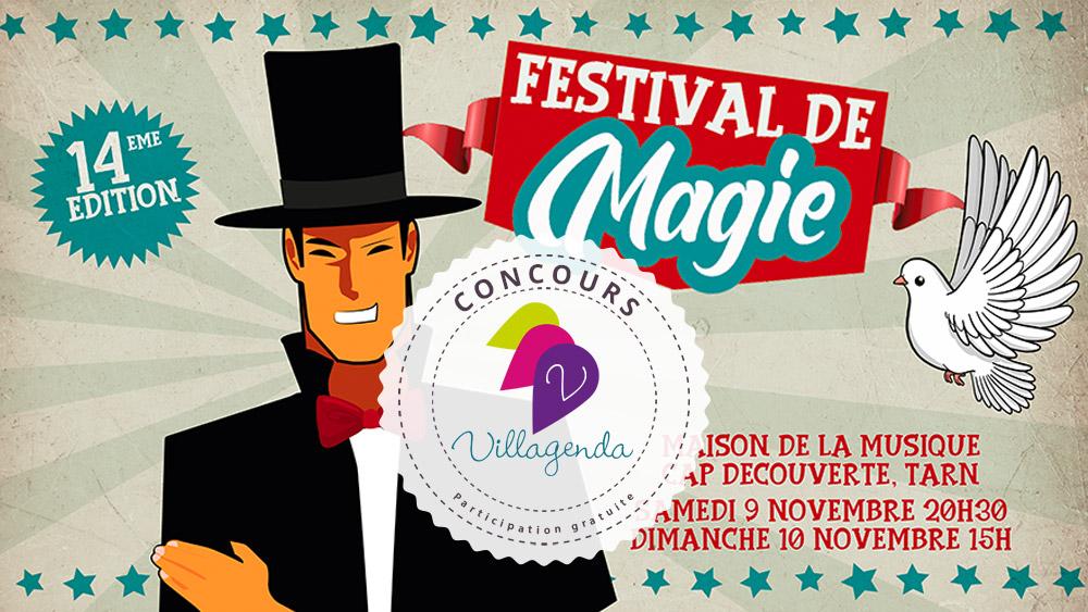 Festival de Magie 2019 / Maison de la Musique