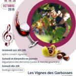 Fête du Vin Nouveau et de la Châtaigne (c) Les Vignes des Garbasses