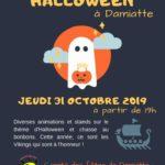 Halloween (c) Comité des fêtes de Damiatte