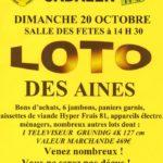 Loto des Ainés (c) Le Saule Cadalénois