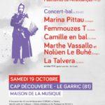 Soirée festive concert-bal (c) Association CORDAE La Talvera