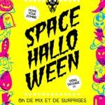 Soirée Space Halloween (c) Radio Octopus