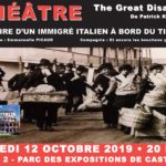 Theatre : histoire d'un immigre italien (c) association COLORI D'ITALIA