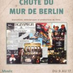 30ème anniversaire - Chute du mur de Berlin (c) Musée Raymond Lafage
