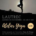 Atelier Yoga (c) Cœur de nuage