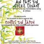 Au Pays du Soleil Levant (c) association penne mirabilia museum