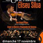 Carte blanche à Eliseu Silva (c) Conservatoire de Musique et de Danse du Tarn