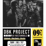 Concert Dbk Project @ Le Noctambule - Albi (c) Le Noctambule / MJC d'Albi