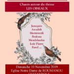 Concert de musique Classique (c) Ensemble Clizia association Chiome d'Oro