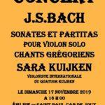 Concert J.S Bach (c) Mairie de Saint-Paul