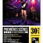 Concert Premières Scènes @Le Noctambule (c) Le Noctambule