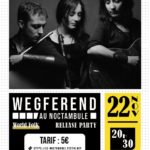Concert Wegferend + Eydolon @ Le Noctambule (c) Le Noctambule / MJC d'Albi
