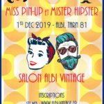 Concours Miss Pin-Up et Mister Hipster (c)