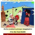Don quichotte et sancho pansa (théâtre ) (c) la compagnie des moulins à vent