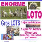 Grand loto des Arts'Scènics (c) Les Arts'Scénics, LISLE SUR TARN (81310)