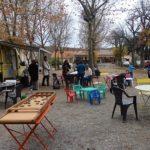 L'escambiar, le café de vos échanges (c) Association des centres sociaux du Ségala Tar