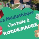 La médiathèque s'installe à Roquemaure (c)