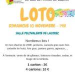 Loto annuel des Aînés - Club de l'amitié (c) Club de l'amitié de Lautrec
