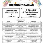 Loto du Ping St Paulais (c) Ping St Paulais