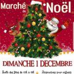 Marché de Noël de Cahuzac-sur-Vère (c) Les petits Cahus