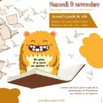 Mes p'tites lectures (c) Médiathèque de Puylaurens