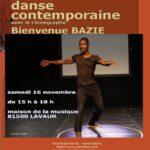 Stage de danse contemporaine (c) Association Ebenbao