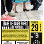 Stage de danse forro (c) MJC d'Albi