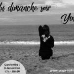 Stage du dimanche soir : Yin Yoga - Débutants (c) L'alchimie des corps